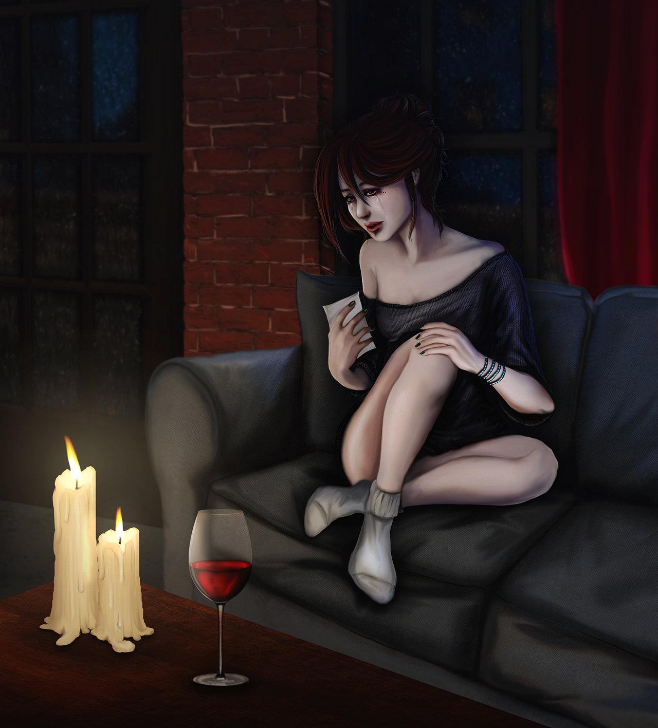 Filler #3 - Sad Izzy